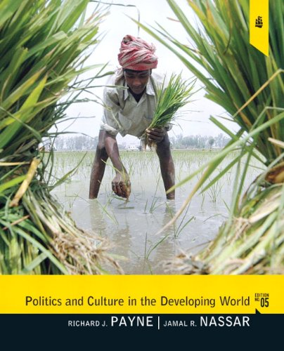 Politics and Culture in the Developing World 9780205075911