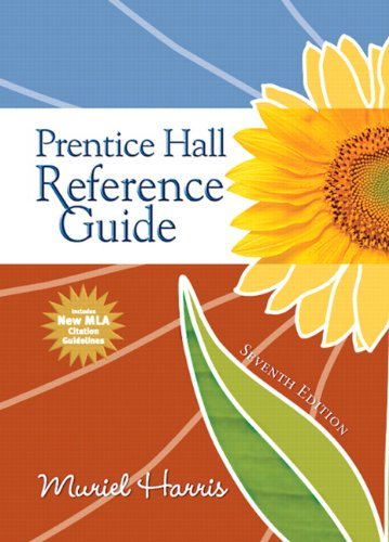 Prentice Hall Reference Guide 9780205735617