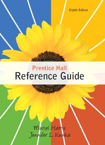Prentice Hall Reference Guide 9780205782314