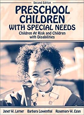 Preschool Children with Special Needs: Children at Risk, Children with Disabilities 9780205358793