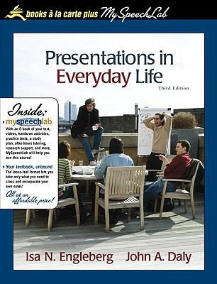 Presentations in Everyday Life [With Access Code] 9780205658992