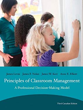 Principles of Classroom Mangement: A Professional Decision-Making Model 9780205002269