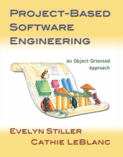 Project-Based Software Engineering: An Object-Oriented Approach 9780201742251