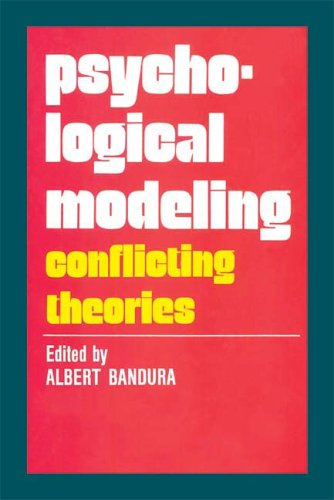 Psychological Modeling: Conflicting Theories 9780202308487