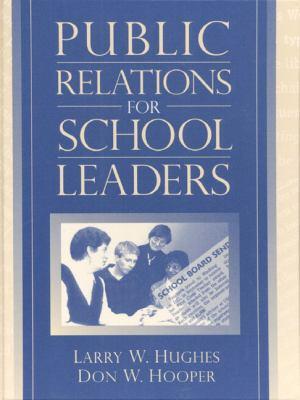 Public Relations for School Leaders 9780205306237