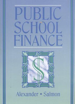 Public School Finance 9780205166312