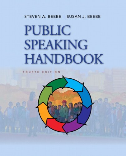 Public Speaking Handbook, 5th Edition by Beebe and Beebe (2015, Paperback)