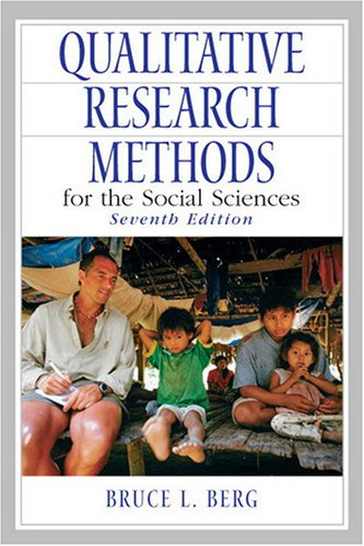 Qualitative Research Methods for the Social Sciences 9780205628070
