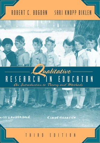 Qualitative Research for Education 9780205275649