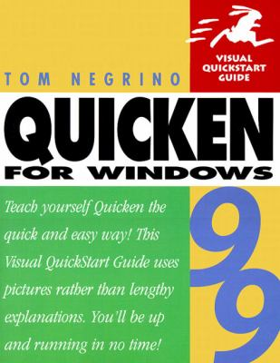 Quicken 99 for Windows 9780201354263