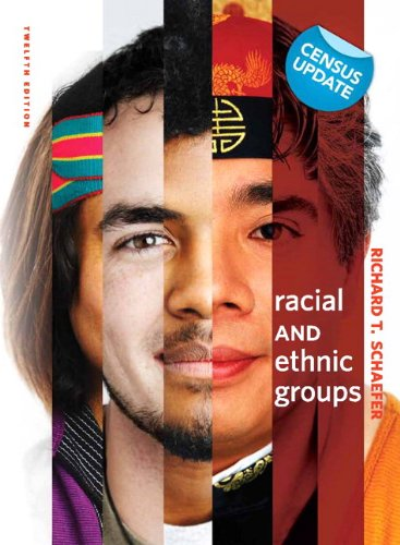 Racial and Ethnic Groups, Census Update 9780205800513