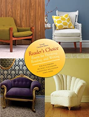 Reader's Choice: Essays for Thinking, Reading, and Writing Seventh Canadian Edition 9780205032419
