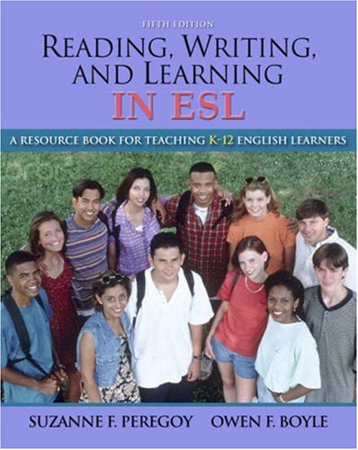 Reading, Writing and Learning in ESL: A Resource Book for Teaching K-12 English Learners 9780205593248