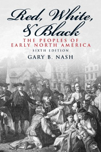 Red, White, and Black: The Peoples of Early North America 9780205692378