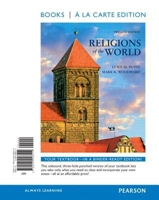Religions of the World, Books a la Carte Edition 9780205098514