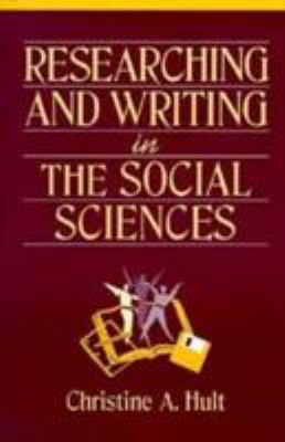 Researching and Writing in the Social Sciences 9780205168415