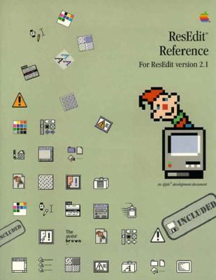 Resedit Reference: For Resedit 2.1 9780201577686