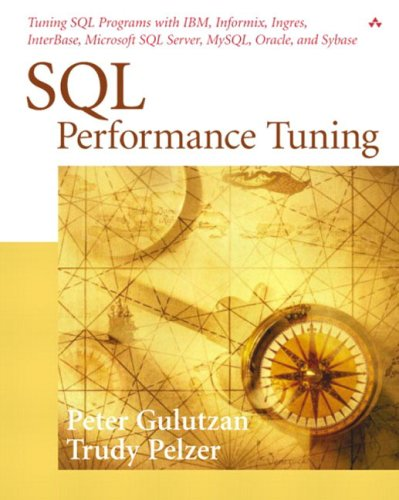 SQL Performance Tuning 9780201791693
