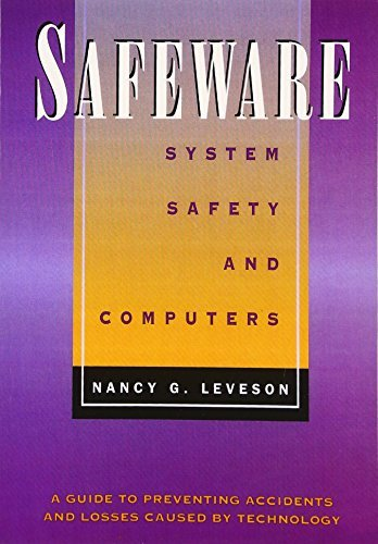 Safeware: System Safety and Computers, Sphigs Software 9780201119725