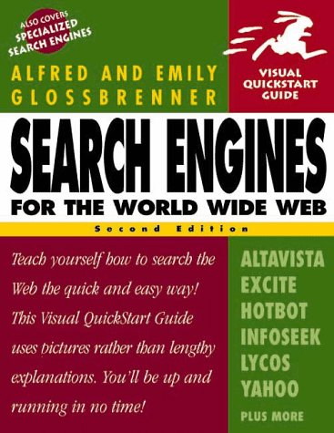 Search Engines for the World Wide Web 9780201353853