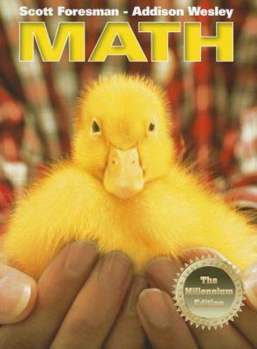 Sfaw Math Gr K Student Edition 9780201363678