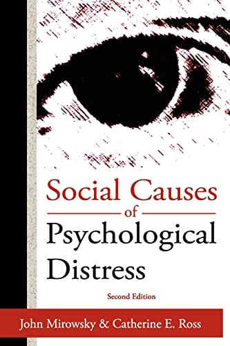 Social Causes of Psychological Distress 9780202307091