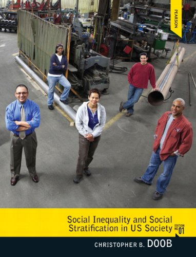 Social Inequality and Social Stratification in U.S. Society 9780205792412