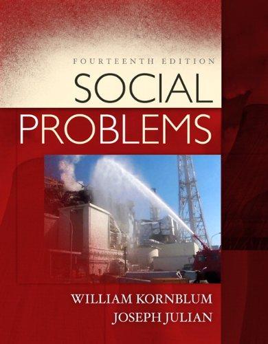 Social Problems 9780205832323