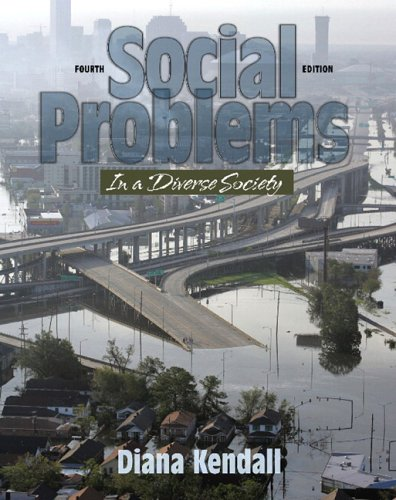Social Problems in a Diverse Society 9780205482641