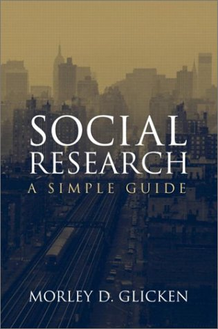 Social Research: A Simple Guide 9780205334285