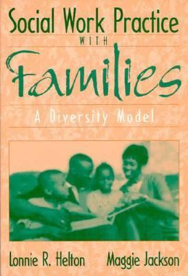 Social Work Practice with Families: A Diversity Model 9780205167043