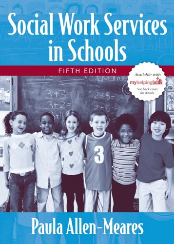 Social Work Services in Schools 9780205484690
