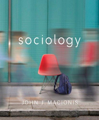 Sociology 9780205116713