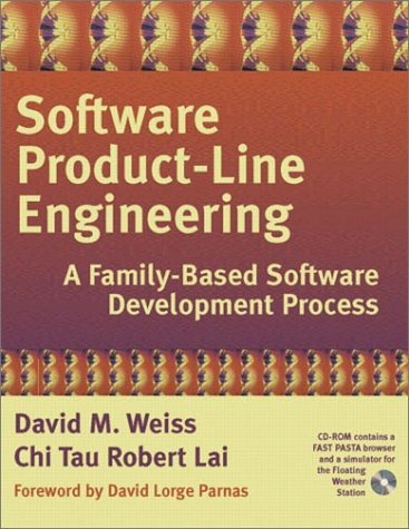Software Product Line Engineering: A Family-Based Software Development Process [With CDROM] 9780201694383