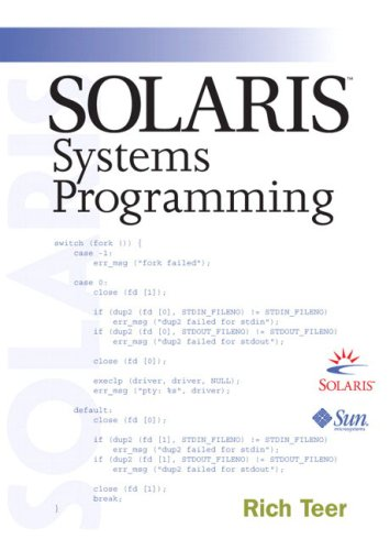 Solaris Systems Programming 9780201750393