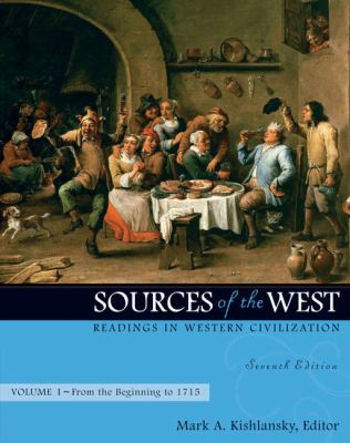 Sources of the West, Volume I: Readings in Western Civilization
