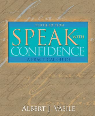Speak with Confidence : A Practical Guide