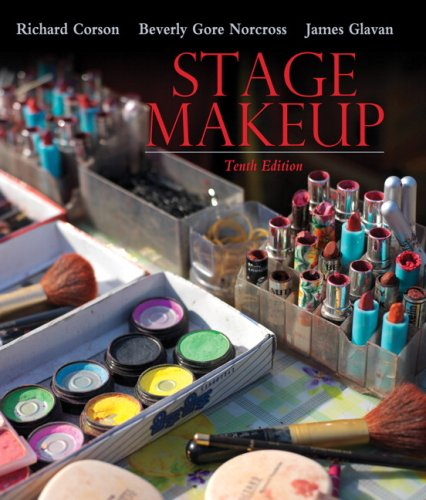 Stage Makeup - 10th Edition by Corson, Richard, Norcross, Beverly Gore,