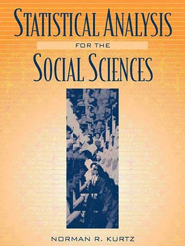Statistical Analysis for the Social Sciences 9780205289721