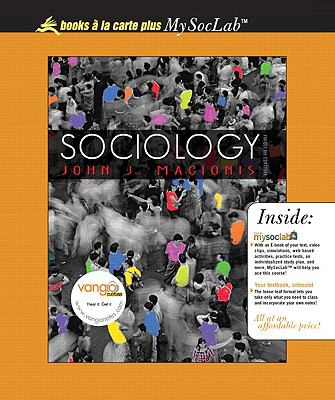 Sociology [With Access Code] 9780205662074