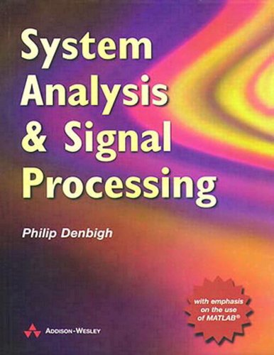 System Analysis & Signal Processing 9780201178609