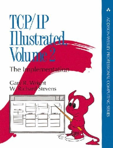 TCP/IP Illustrated, Volume 2: The Implementation 9780201633542