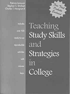 Teaching Study Skills and Strategies in College [With Free Trial] 9780205268177