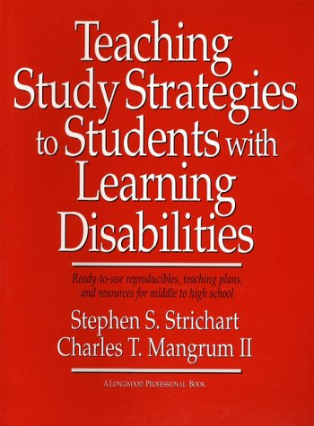 Teaching Study Strategies to Students with Learning Disabilities 9780205139927