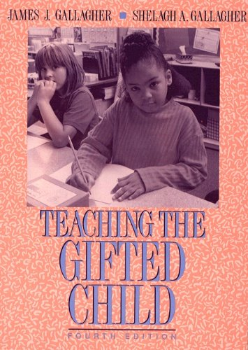 Teaching the Gifted Child 9780205148288