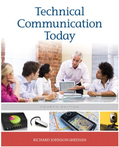 Technical Communication Today 9780205171194