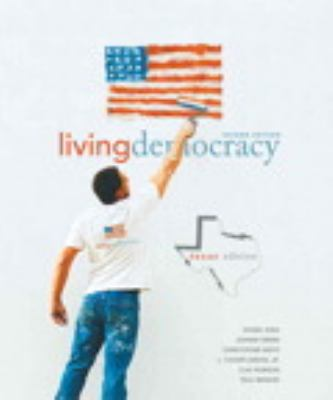 Texas Living Democracy [With Access Code] 9780205702459