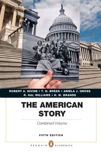 The American Story: Penguin, Combined Volume - 5th Edition