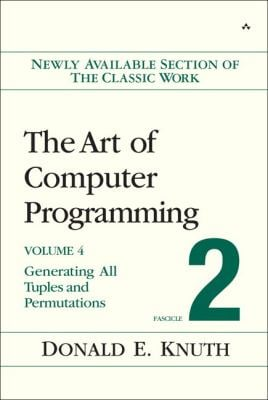 The Art of Computer Programming: Fascicle 2: Generating All Tuples and Permutations 9780201853933