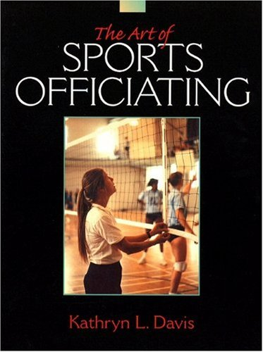 The Art of Sports Officiating 9780205159000